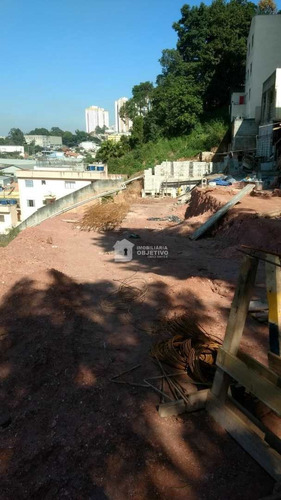 Terreno Projeto Aprovado Prédio 9 Andares - R$ 3 Mi, Cod: 4179 - V4179