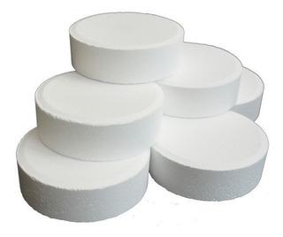 35 Tabletas Cloro 1 Pulgada Desinfectar Albercas Tinacos