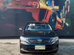 Toyota Corolla 1.8 Gli 16v Flex 4p Automático 2013/2014