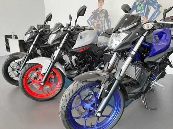 Yamaha - Mt-03 Abs - 2020 Taxa Zero Ou Taxas Especiais.