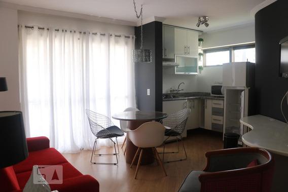 Apartamento Para Aluguel - Bela Vista, 1 Quarto, 46 - 893019239