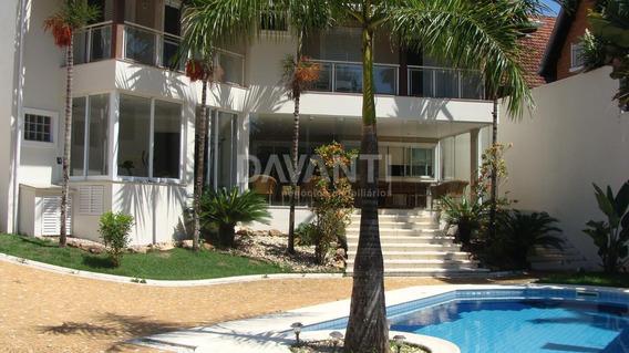 Casa À Venda Em Parque Taquaral - Ca004252