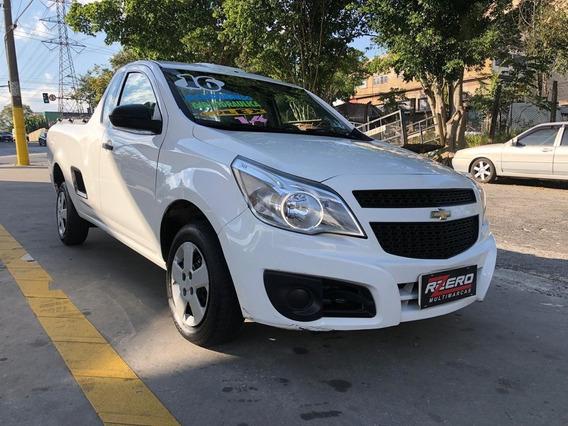 Chevrolet Montana 2016 Completa Ls 1.4 Flex 55.000 Km Nova