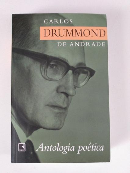 Livro Carlos Drumond Antologia Poética