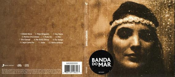 Cd- Banda Do Mar- Original Lacrado