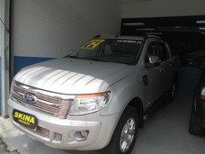 Ford Ranger 3.2 Limited Cab. Dupla 4x4 Aut. 4p ***skina***