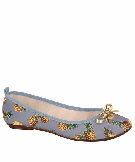 Sapatilha Feminina Moleca 5314.206 - Maico Shoes