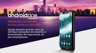 Motorola One 4gb/64gb Black Xt1941-3