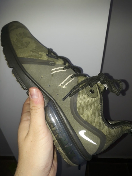 Zapatillas Nike Air Max Sequent 3 Camufladas Running