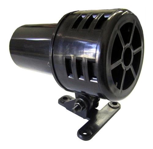 Imagem 1 de 1 de Sirene 220v Mecânica Rotativa Twister 3720