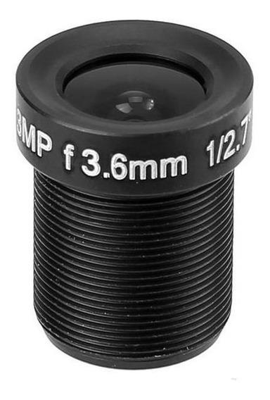 Lente Mini Micro Câmera E Câmera Infra Vermelho 3,6mm A5222