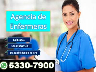Servicio De Enfermería Para Tu Hogar E Institución