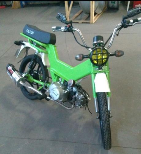 Motoca Motus 100cc