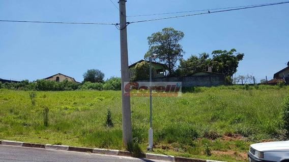 Terreno Residencial À Venda, Condomínio Verdes Lagos, Arujá. - Te0412