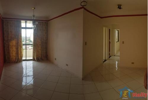 Apartamento À Venda | Edifício Monte Ararat Em Presidente Prudente - 445
