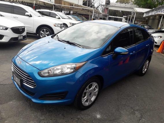 Ford Fiesta Se Aut Ac 2014