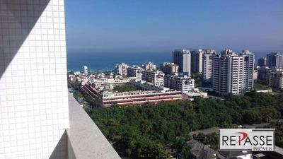 Flat Residencial Para Locação, Barra Da Tijuca, Rio De Janeiro. - Fl0026