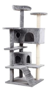 Árbol (rascador - Escalada) Para Gatos 50x50x130cm