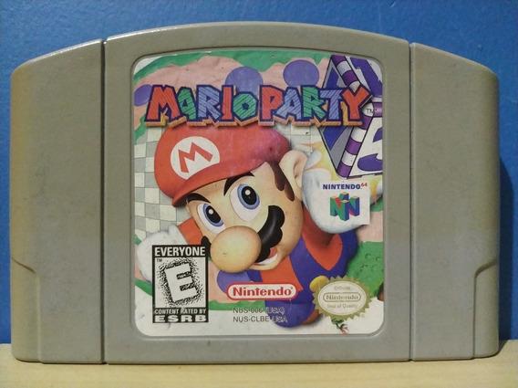 Mario Party Original N64 Nintendo 64