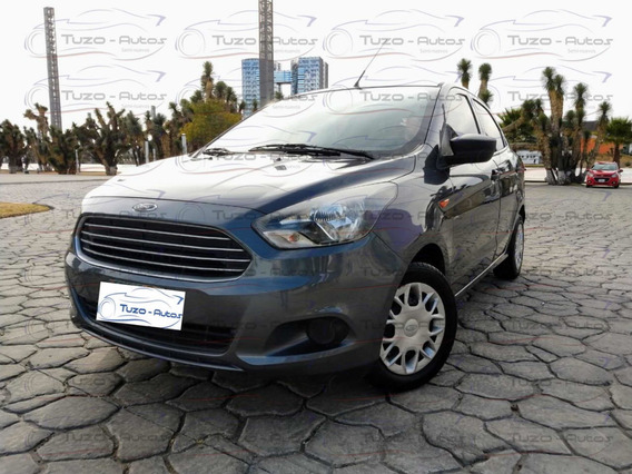 Ford Figo 1.5 Impulse Aa Sedan Mt 2017