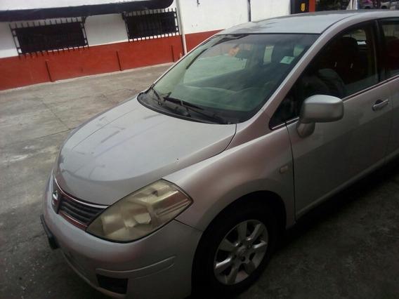 Nissan Tiida 1.8 Premium Mt 2008