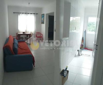 Apartamento Com 2 Dormitórios Para Alugar, 47 M² Por R$ 1.500/mês - Martim De Sá - Caraguatatuba/sp - Ap0208