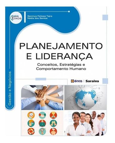 Planejamento E Liderança - Conceitos, Estratégias E Compor