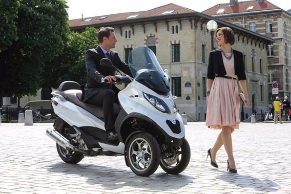Piaggio Mp3 500 Business Dealer Oficial Saldo 12 Meses S/int