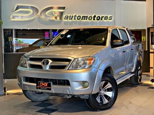 Toyota Hilux Dx 2.5 Tdi 4x2 2006 220.000km Gris