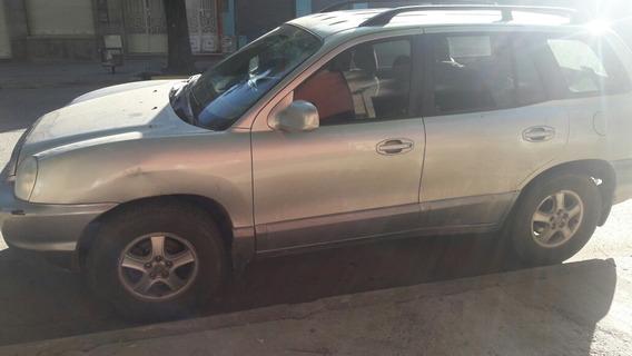 Hyundai Santa Fe 2.4 Awd 2001