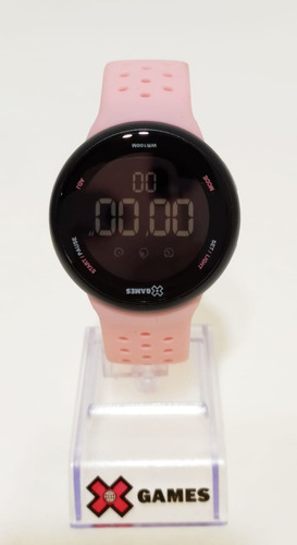 Relógio Feminino X-games Digital Xfppd060 Pxrx