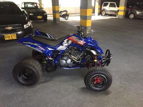 Yamaha Raptor 660r
