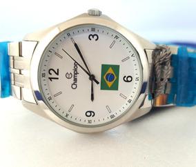 Relogio Champion Ca20509 Brasil