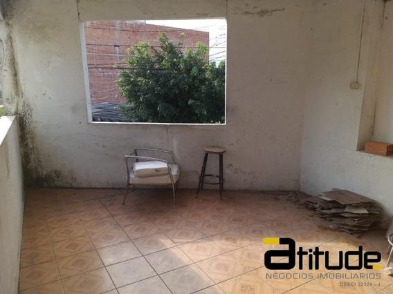 Casa Com Dois Quartos E Uma Vaga Em Itapevi - 3666