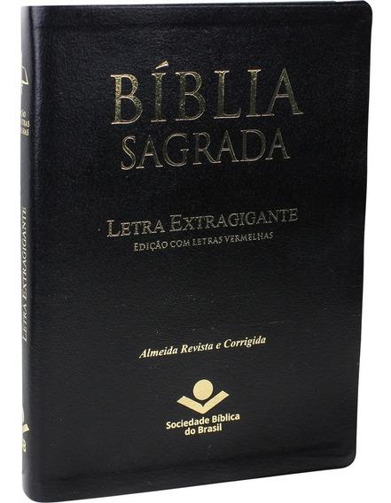 Bíblia Com Letra Vermelha