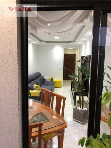 Imagem 1 de 10 de Apartamento Em Santa Maria  -  São Caetano Do Sul - 11112