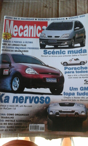 Revista Oficjna Mecânica N 175 Ano 15