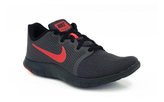 Nike Flex Contact 2 Gris-neon Hombre Aa7398-016