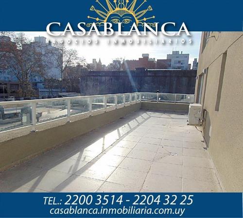 Casablanca - Nuevo, Apto. Con Amplia Terraza (38m2)