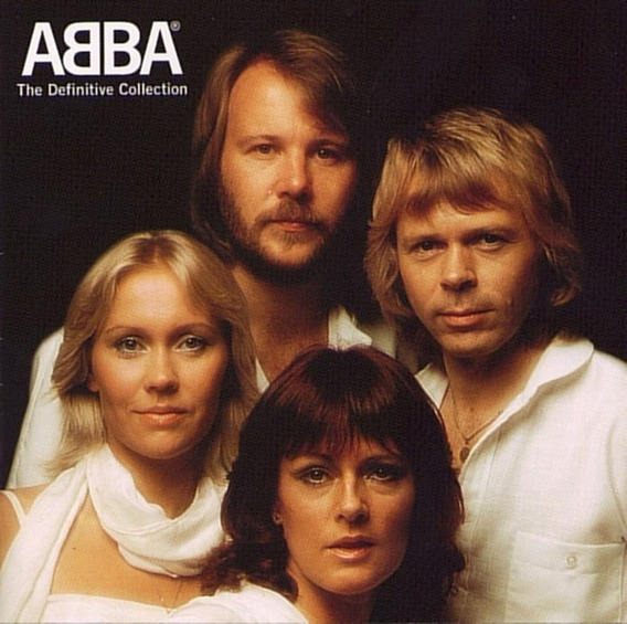 Abba The Definitive Collection Cd X 2 Nuevo