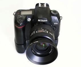 Nikon D70s + Battery-grip 4.960 Click., Lente Nao Incluida