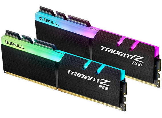Memória G.skill Tridentz Rgb 16gb (2x8gb) 3600 Mhz Amd/intel