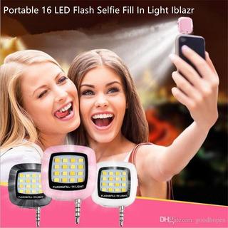 Flash Light Para Fotos Smartphones E Iphones