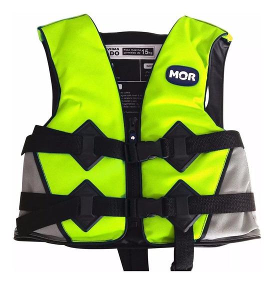 Colete Salva Vidas Flutuante Boia 15kg Infantil Reforçado