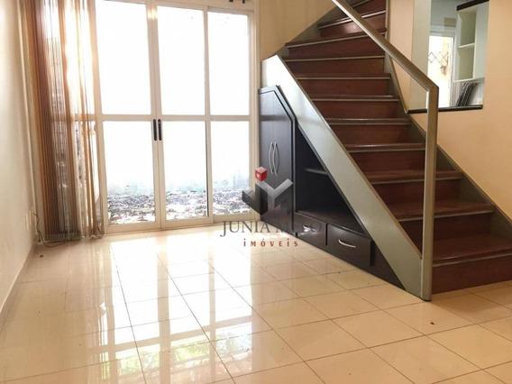 America Loft Com 1 Dormitório À Venda, 45 M² Por R$ 265.000 - Nova Aliança - Ribeirão Preto/sp - Lf0003