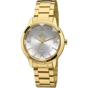Relógio Feminino Allora Analógico Fashion Al2036cj/4k