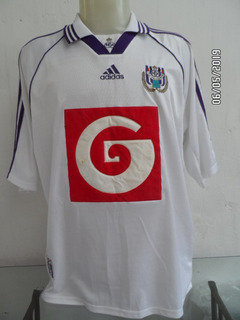 Camisa Anderlecht