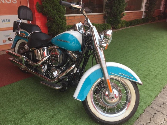 Harley Davidson Softail Deluxe 2017 Star Veiculos