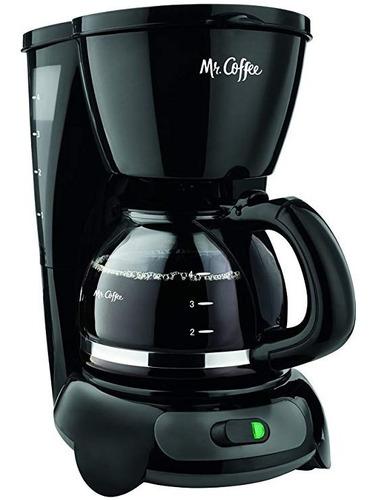 Imagen 1 de 2 de Cafetera Mr Coffee De 4 Tazas