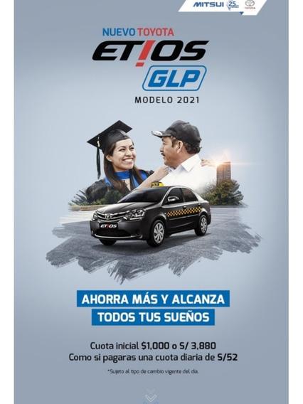 Toyota Etios Etios 1.5 Glp
